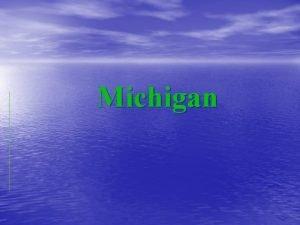 Michigan Quit MICHIGAN My Michigan The Robin Red