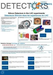 DETECTORS Silicon Detectors in the LHC experiments Dtecteurs