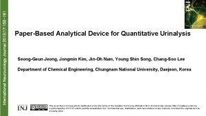 International Neurourology Journal 2013 17 155 161 PaperBased
