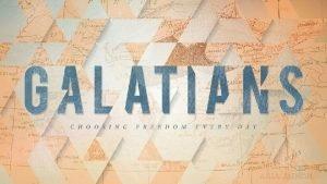 Freedom Faithfulness Galatians 5 1 15 For freedom