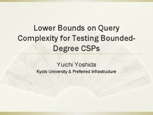 Lower Bounds on Query Complexity for Testing Bounded