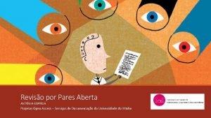 Reviso por Pares Aberta ANTNIA CORREIA Projetos Open