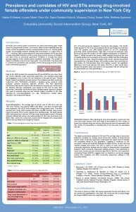 Prevalence and correlates of HIV and STIs among