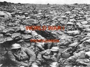 WORLD WAR I PROPAGANDA World War I Americans