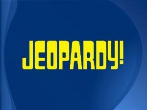 JEOPARDY BOARD FINAL JEOPARDY Ordering Fractions Multiplying Fractions
