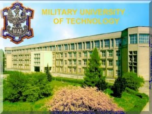 MILITARY UNIVERSITY OF TECHNOLOGY Structure of the Military