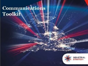 Communications Toolkit In this toolkit How can you