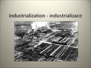industrialization industrializace New England textile mill 1820 s