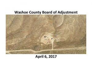 WSUP 17 0006 Rolling Thunder Washoe County Board