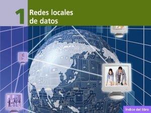 Redes locales de datos ndice del libro Redes