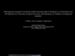 Retrospective analysis of Austrian health recording data of