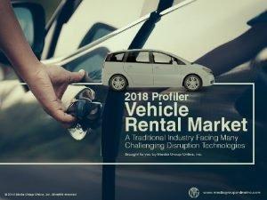 Insignificant Revenue Increase US car rental revenue increased