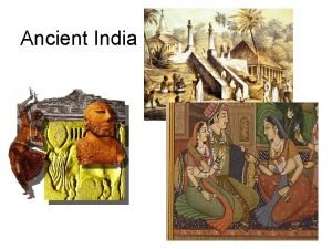 Ancient India Geography What is a subcontinent Large