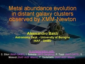 Metal abundance evolution in distant galaxy clusters observed