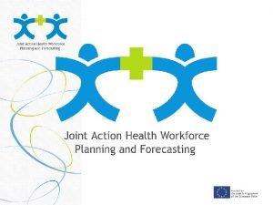 Handbook on HWF planning methodologies MODULE 6 INTRODUCTION