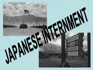 Treatment of Japanese After Pearl Harbor there were
