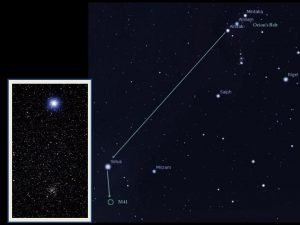 1 Astronomers Observe Light Radiated Toward Earth By