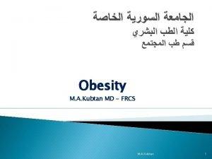 Key Points Body mass index BMI determines the