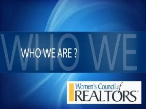 In 1938 the National Association of REALTORS successfully