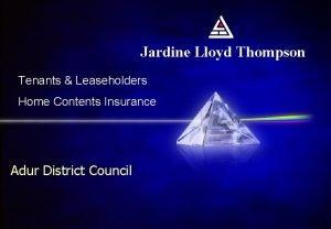 Jardine Lloyd Thompson Tenants Leaseholders Home Contents Insurance