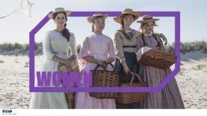 WOMEN WOMEN THEIR AV WORLD Predominantly light TV