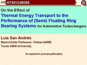 ASME Turbo Expo 2012 GT 2012 68355 June