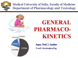 Medical University of Sofia Faculty of Medicine Department