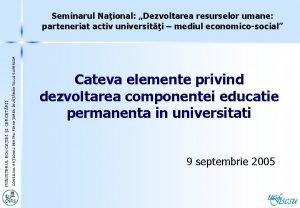 CONSILIUL NAIONAL PENTRU FINANAREA NVM NTULUI SUPERIOR EDUCAIEI