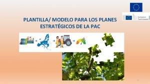 PLANTILLA MODELO PARA LOS PLANES ESTRATGICOS DE LA