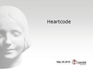 Heartcode May 20 2010 Heart Code Heart Code