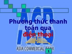 Phng thc thanh ton qua in thoi 1