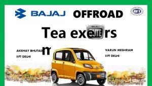 OFFROAD Tea exe rs m AKSHAY BHUTADA VARUN