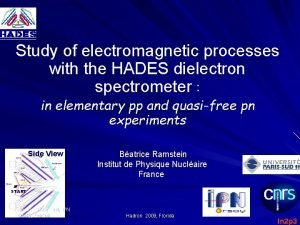 Study of electromagnetic processes with the HADES dielectron