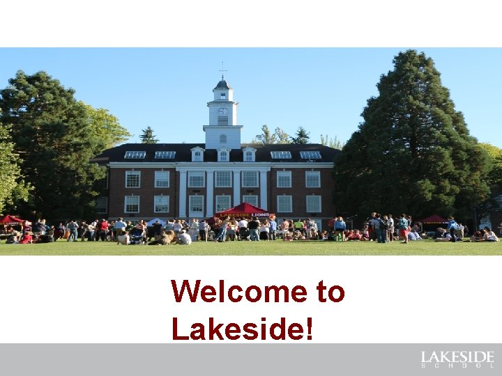 Welcome to Lakeside Diversity Inclusion and Equity Diversity