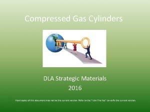 Compressed Gas Cylinders DLA Strategic Materials 2016 Hard