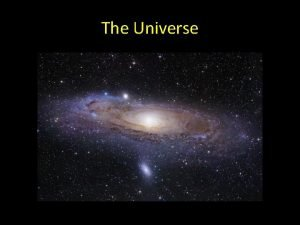 The Universe Tools of Astronomy Optical Telescopes Use