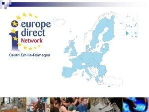 Cosa sono le reti di informazione dellUnione europea