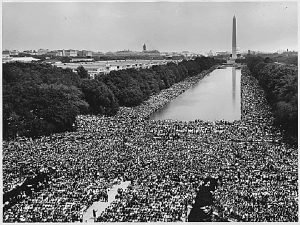 March on Washington The March on Washington for