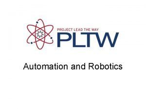 Automation and Robotics What is the Difference Automation