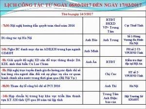 LCH CNG TC T NGY 06032017 N NGY