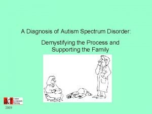 A Diagnosis of Autism Spectrum Disorder Demystifying the