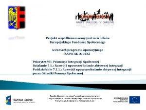 Orodek Pomocy Spoecznej Ul Kruszcowa 22 41 500