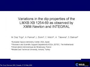 Variations in the dip properties of the LMXB