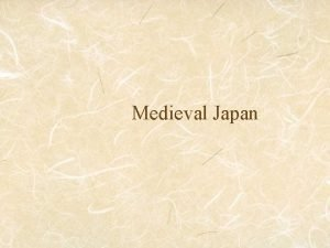 Medieval Japan Art and Culture in Heian Japan
