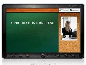 Appropriate Internet Use APPROPRIATE INTERNET USE Copyright 2011