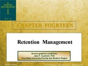 14 1 CHAPTER FOURTEEN Retention Management Screen graphics
