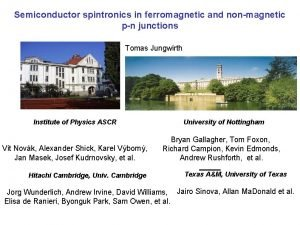 Semiconductor spintronics in ferromagnetic and nonmagnetic pn junctions