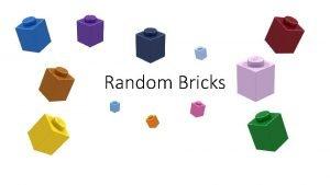 Random Bricks Level 3 Reading Random Bricks https
