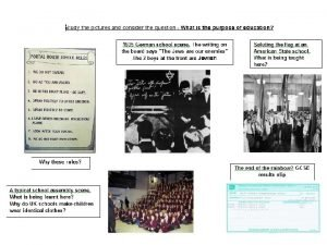Education Theory Functionalism 12 State functionalist views on