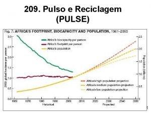 209 Pulso e Reciclagem PULSE 1 O minimodelo